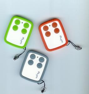 telecomandi colorati,estetica radiocomando,telecomando bello,telecomandi per cancelli di qualità,
